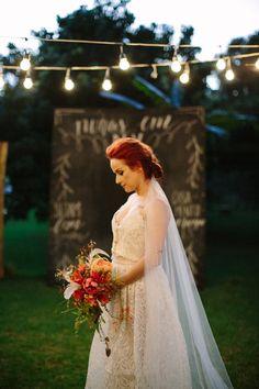 Vestido de noiva cropped + saia #noivasemny #juliapak #bohobride