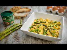 Ovos Mexidos com Espargos- Knorr - Receitas Simples - YouTube