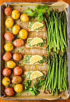30 Amazing Sheet Pan Salmon Meals