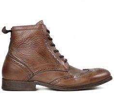 Angus Tan Boot