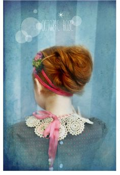 Love this styling, the hair & crochet