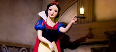 Day 19 - Snow White's Scary Adventures. Image ©Disney Parks