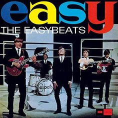 Australian band The Easybeats who's members included George Young Angus and Malcolm Young of AC/DC's older brother famed producer Harry Vanda and Rock & Roll hall of fame inductee/singer Stevie Wright Vinyl Record Store, Vinyl Cd, Vinyl Music, Vinyl Records, Record Art, Rock And Roll, Rock & Pop, Cd Cover, Album Covers