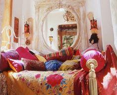 inspiring bohemian home decor | bohemian decor repinned from bohemian boho gypsy moroccan inspiring by ...