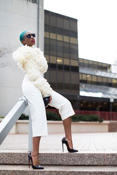 Sai Sankoh - Staying Neutral #saisankoh #shorthair #greenhair #fashion #мода…