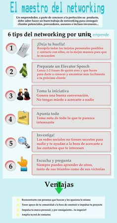 Tips sobre Networking