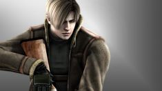 Leon S Kennedy, Leon Resident Evil, Horror Video Games, Scene Kids, Fictional World, Dog Modeling, Emo Girls, Video Game Characters, Shadowrun