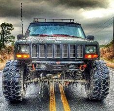 XJ #cherokee