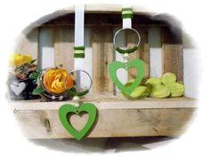 Fensterschmuck - :::::♥:::♥ Fensterdeko ♥:::♥::::: - ein Designerstück von Flora89 bei DaWanda