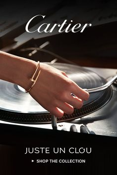 Cartier - I love this bracelet  just simple and different.  I've love it for about 3-4yrs now