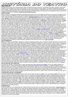.teatro 2 - Google Drive Google Drive, Word Search, Words, Teaching High Schools, Secondary School, Math Activities, Theater, Horse