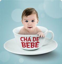 Convite personalizado, lista de presentes, brincadeiras e muito mais. Tudo para seu Chá de Bebê. Faça o seu.