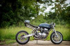 Honda CB 750 - TSP Works