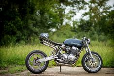 TBC Steven Project CB750 ~ Return of the Cafe Racers