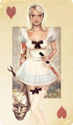 Alice Darko?