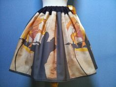 Items similar to I cannot get this fabric anymore! Hunger Games Skirt, Catching Fire, Mockingjay, Custom Fabric, Adjustable Waist Fits ALL Sizes LOVE on Etsy Hunger Games Series, Hunger Games Catching Fire, Hunger Games Crafts, Hunger Games Merchandise, Prom Dresses, Summer Dresses, Mockingjay, Dress For Success, Cute Skirts
