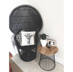 20 top Kmart buys - wire side table 11078147_10153263321754869_3058129223255540791_n