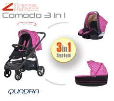 #baby #strollers ZIBOS. are you #pregnat? think creative for your new born baby www.zibos.it ITALIAN COUTURE. #carseat #fuorisalone