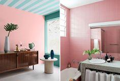 Decore a sua casa com o Rosa Quartz, a cor tendência de 2016 - Casinha Arrumada