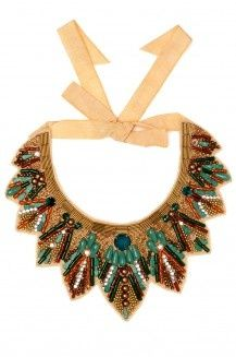 Roberta Freymann Chrysler Bib Necklace