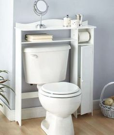 Details About BATHROOM WOODEN OVER THE TOILET TABLE SHELF STORAGE WHITE OR  WALNUT