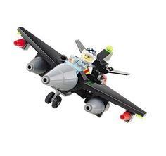 Araba ve Uçak Lego Seti