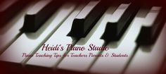 List of Favorite Internet Game Resource Ideas for #PianoTeaching Organized by Level and Concept heidispianonotes.blogspot.com