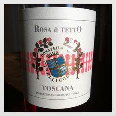 Donatella Cinelli Colombini Rose  Toscana 2012