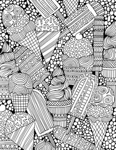 alisaburke: free coloring page for you! Davlin Publishing #adultcoloring