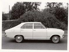 Opel Kadett LS - 1967