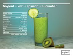 Directions: Trim ends of kiwi and discard. Quarter each kiwi and add to blender. Whisk together lemon juice, lime juice and coconut water in a small bowl. Add to blender along with all other ingredients and blend until smooth, or until ice is crushed.