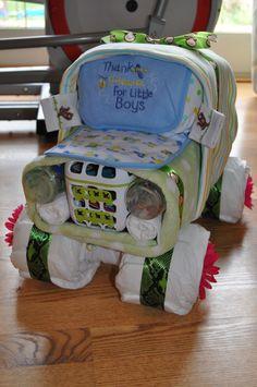 Diaper Truck. (pic #1)