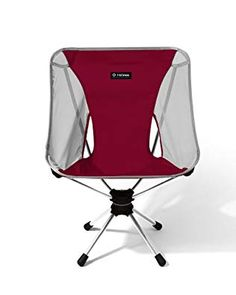 Helinox - Swivel Chair Review  sc 1 st  Pinterest & Maccabee Folding Chairs Costco | Folding Chairs | Pinterest | Costco ...