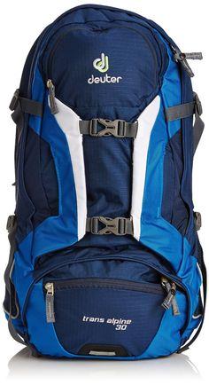 Deuter Trans Alpine 30 Backpack - Midnight/Ocean, 54 x 28 x 24 cm: Amazon.de: Sport & Freizeit