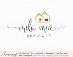 Logotipo de inmobiliaria  Logotipo de inmobiliaria  Logo de