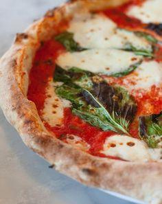 "The 50 Best Restaurants in Paris - Condé Nast Traveler-""Pizza Chic"" Best Restaurants In Paris, Lunch Restaurants, Paris Hotels, Paris In September, Paris In Autumn, Pizza Restaurant, Best Food Ever, Good Pizza, French Food"