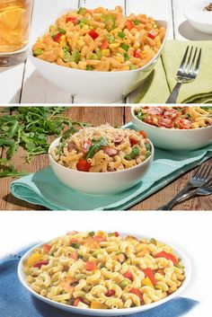 Holy macaroni! Check out our top 3 macaroni salads for summer, vote for the one you plan on trying! #NationalMacaroniDay