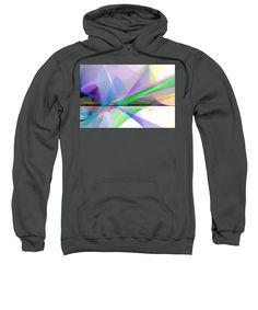 Sweatshirt - Abstract 9497