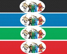 Free Printable LEGO Batman cupcake toppers. Free PDF file download. Cut out your own LEGO Batman toppers for your party! Lego Ninjago, Ninjago Party, Ninja Birthday Parties, Birthday Party Themes, Free Birthday, Batman Cupcake, Hello Kitty Lego, Festa Ninja Go, Party Printables