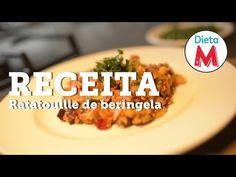 DIETA M | Receita | Ratatouille de beringela - YouTube