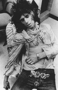 Keith Richards...