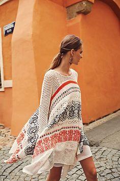 Risen Sun Sweater Dress