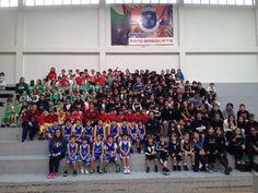 Torneio de Minibasquete de S.Martinho 2014