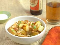 Get Slow-Cooker Cabbage, Potatoes and Bacon Recipe from Food Network