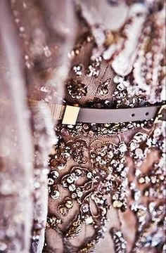 Elie Saab Fall/Winter 2012 Couture up-close