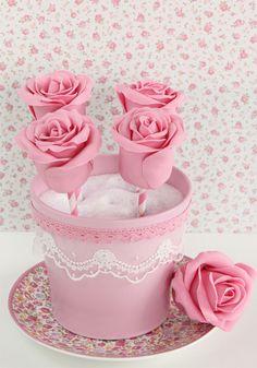 Videotutorial para hacer Cake Pops de rosas perfectos.