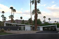Twin Palms Estates, Palm Springs, California :: designed by William Krisel