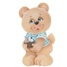 TEDDY BEAR •