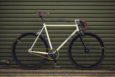 Foffa bikes – bespoke classic geared and single speed bikes designers and manufacturers
