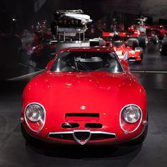 fabforgottennobility:  Alfa Romeo TZ2